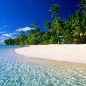 Walk on a white sand beach - Bucket List Ideas