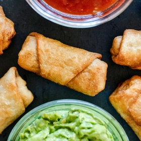 Eat an Iconic State Food - Arizona (Chimichangas) - Bucket List Ideas