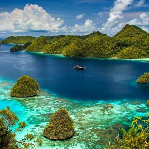 Dive at the Raja Ampat Islands - Bucket List Ideas