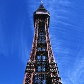 Go to Blackpool tower - Bucket List Ideas