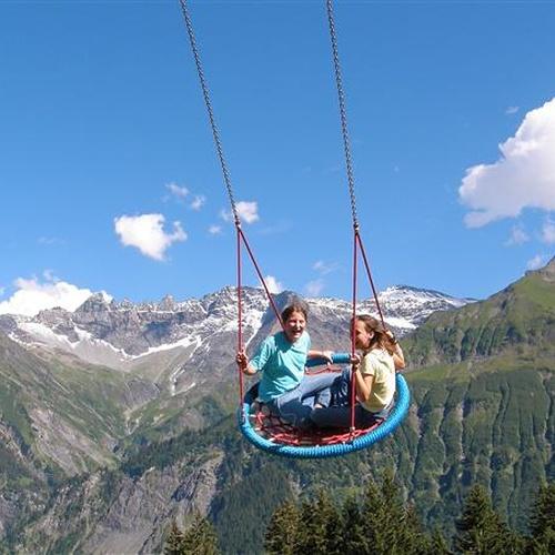Go on a Giant Swing - Bucket List Ideas
