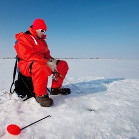 Go Ice Fishing - Bucket List Ideas