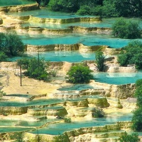 Visit Huanglongis Sichuan China - Bucket List Ideas