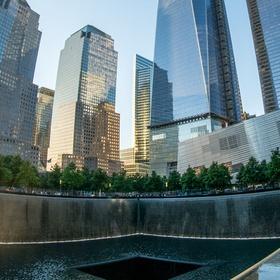 Visit the 9-11 Memorial (Ground Zero) - Bucket List Ideas