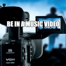 Be in a music video - Bucket List Ideas