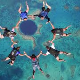Skydiving with friends - Bucket List Ideas