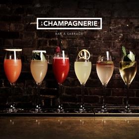 Go to a Champagne Bar - Bucket List Ideas
