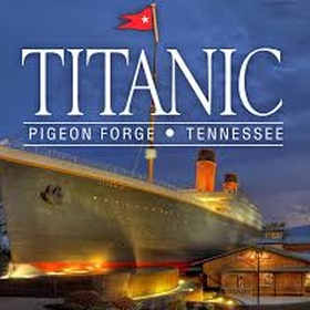 Visit the Titanic Museum in Pigeon Forge, TN - Bucket List Ideas