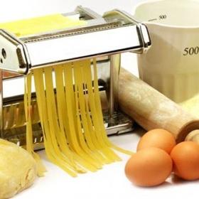 Make my own pasta from scratch - Bucket List Ideas