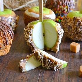 Make Caramel Apples - Bucket List Ideas