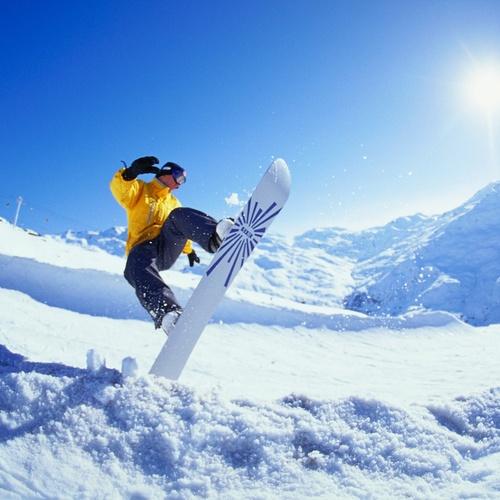 Snowboad on Whistler Mountain - Bucket List Ideas