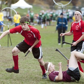 Play Quidditch - Bucket List Ideas