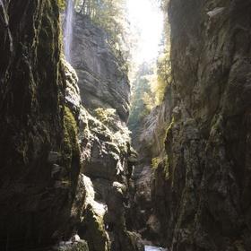 Walk down the Partnachklamm gorge in Germany - Bucket List Ideas