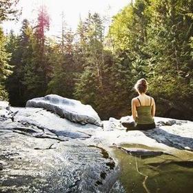 Go on a silent retreat - Bucket List Ideas