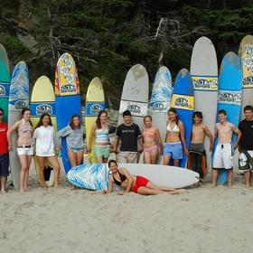 Do a surf camp - Bucket List Ideas