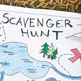 Go on a scavenger hunt - Bucket List Ideas
