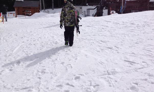 Learn how to snowboard - Bucket List Ideas