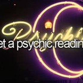 Get a psychic reading done - Bucket List Ideas