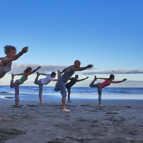 Experience a Yoga Retreat - Bucket List Ideas