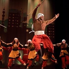 Learn the Dabke - Bucket List Ideas