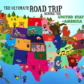 Drive From One Side of the U.S. to the Other - Bucket List Ideas