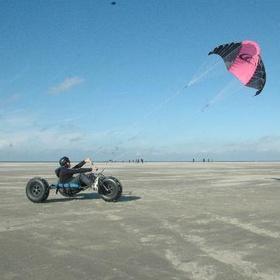Go Kite Buggying - Bucket List Ideas