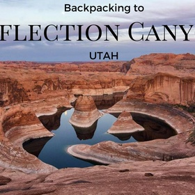 Hike to Reflection Canyon in Utah - Bucket List Ideas