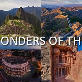 Visit 7 wonders of the world - Bucket List Ideas