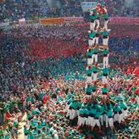 Watch the human tower competition - Bucket List Ideas