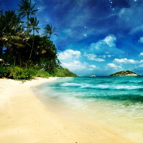 A tropical vacation - Bucket List Ideas