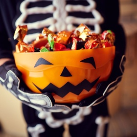 Give out candy on Halloween - Bucket List Ideas