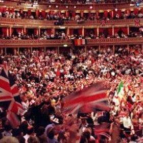 Go to the Last Night of the Proms - Bucket List Ideas