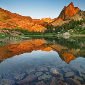 Hike to Lake Blanche in Utah - Bucket List Ideas
