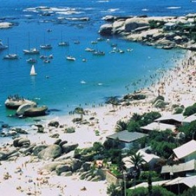 Down chilled champagne on Clifton 4th Beach - Bucket List Ideas