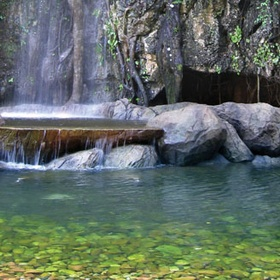Relax in a Natural Hot Spring - Bucket List Ideas