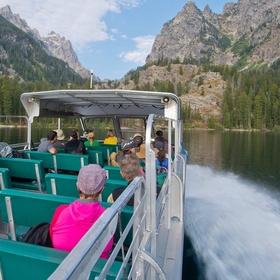 Take a Boat Across Jenny Lake in Grand Teton National Park - Bucket List Ideas