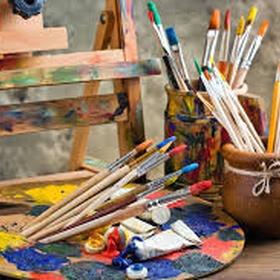 Create My Own Painting - Bucket List Ideas