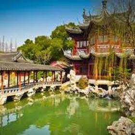 Visit the Yu Yuan Garden - Bucket List Ideas