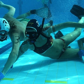 ⚜️Play Underwater Hockey - Bucket List Ideas