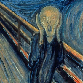 Visit Oslo Norway and see the original The Scream painting - Bucket List Ideas