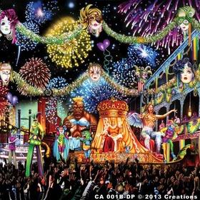 Mardi Gras in New Orleans - Parade - Bucket List Ideas