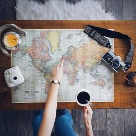 Create a Vision Board - Bucket List Ideas