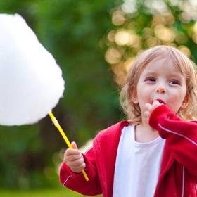 Eat cotton candy - Bucket List Ideas