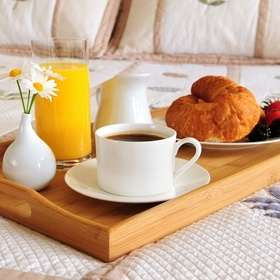 Have Breakfast in Bed - Bucket List Ideas