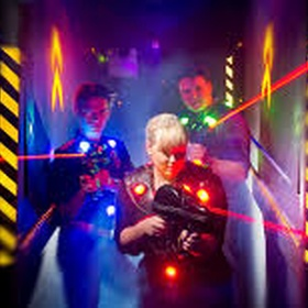 Play Laser Tag - Bucket List Ideas