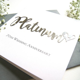 Celebrate Our Platinum Anniversary - Bucket List Ideas