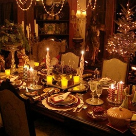 Have a Christmas Dinner for homeless people - Bucket List Ideas