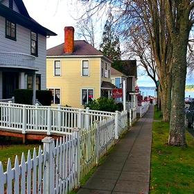 Visit Port Gamble, Washington - Bucket List Ideas