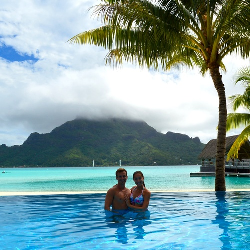 Stay in a Bungalow in Bora Bora - Bucket List Ideas