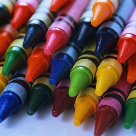Donate colouring books and crayons to the paediatric ward of the hospital - Bucket List Ideas